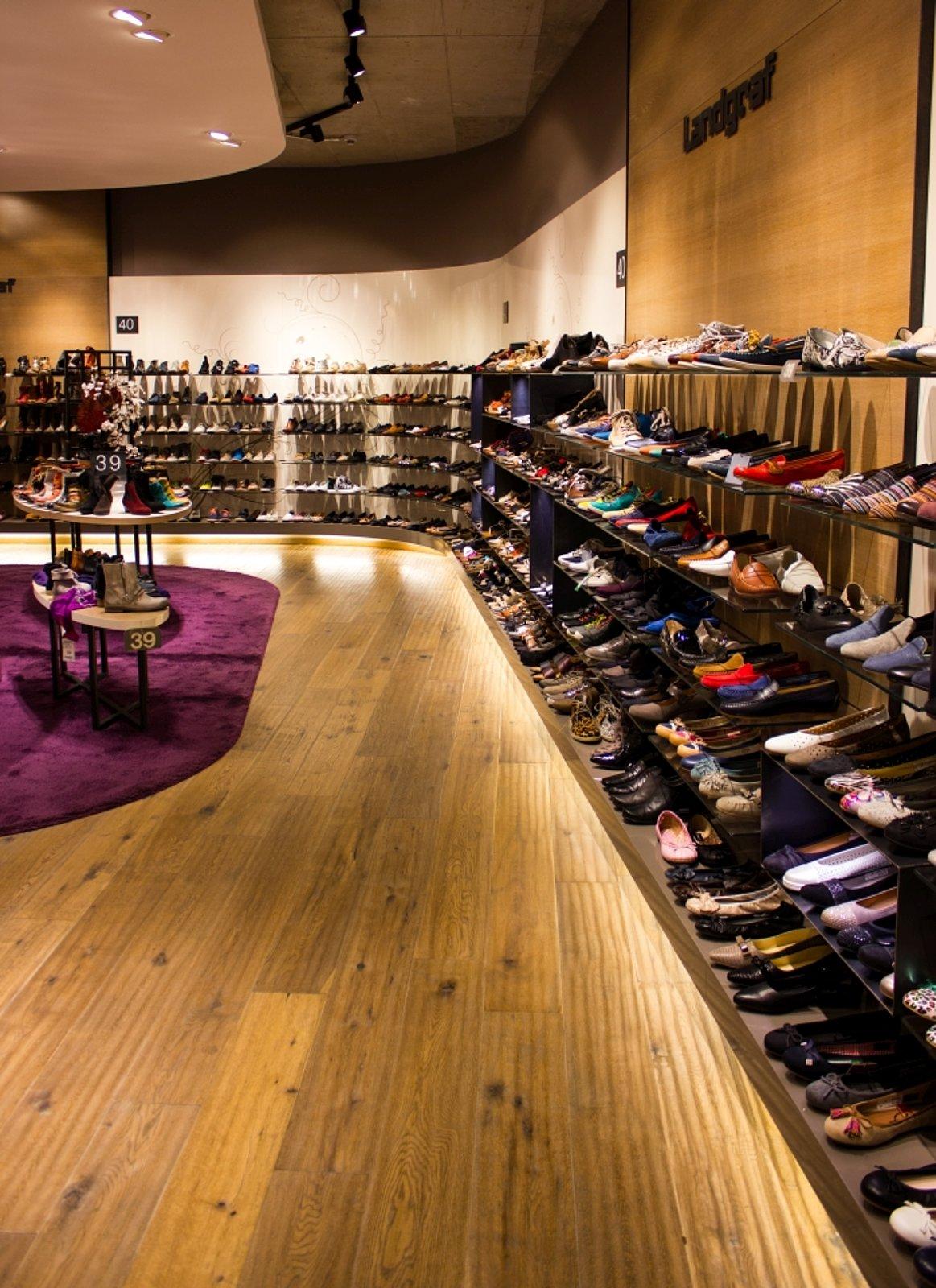 Das Haus der Schuhe | Landgraf Schuhe Bonn